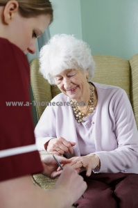 a-1 home care elder care encino
